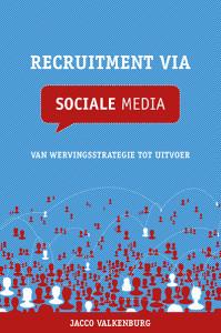 Boek Recruitment via Sociale Media